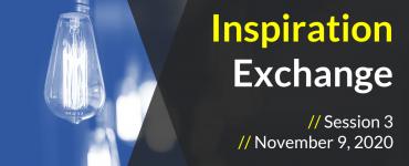 Inspiration Exchange November 9